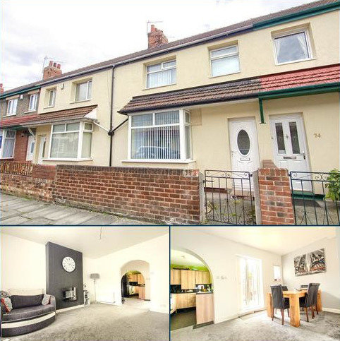 3 bedroom terraced house for sale - Meath Street, Middlesbrough