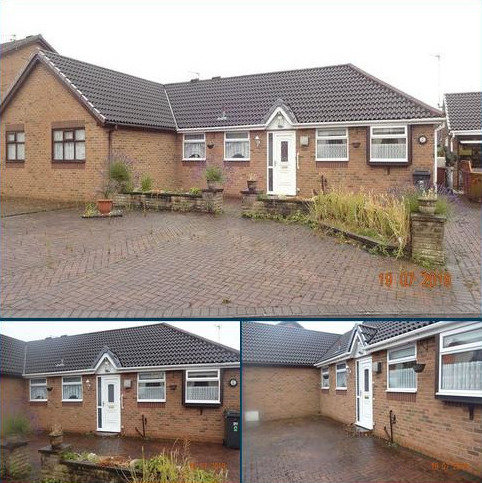 2 bedroom bungalow for sale - Edward Street, Bamber Bridge.