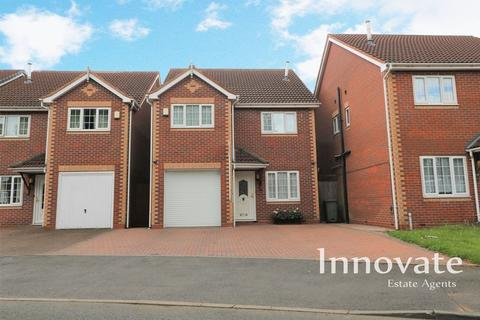 4 bedroom detached house for sale - The Lenches, Shelsley Avenue, Oldbury