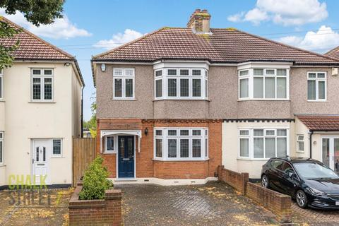 3 bedroom semi-detached house for sale - Osborne Road, Hornchurch, RM11