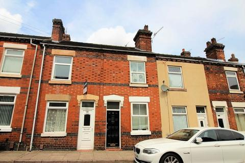 2 bedroom terraced house to rent - Newfield Street, Tunstall, Stoke-On-Trent