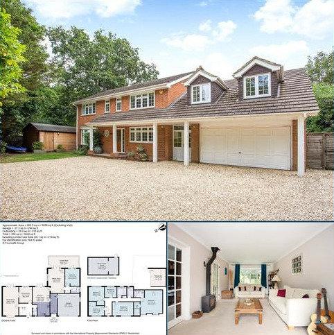 6 bedroom detached house for sale - Ashford Hill Road, Headley, Thatcham, Berkshire, RG19