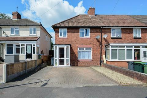 3 bedroom end of terrace house for sale - Alexander Road, Bearwood, B67