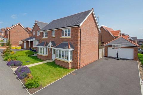 4 bedroom detached house for sale - Poppy Field Road, Northop Hall, Mold