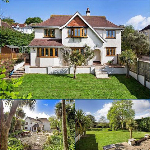 4 bedroom detached house for sale - Preston Down Road, Paignton, Devon, TQ3