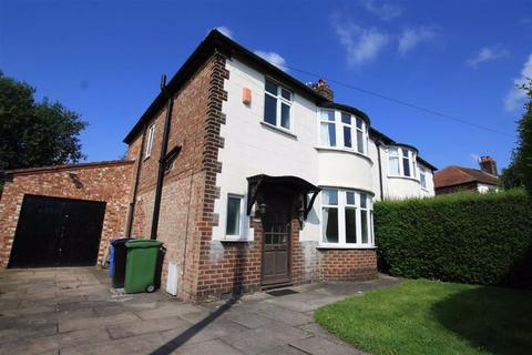 3 bedroom semi-detached house to rent - Northenden Road, Sale