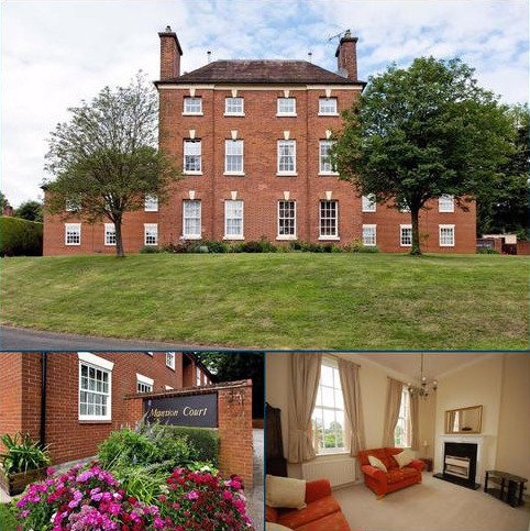 1 bedroom apartment to rent - 2, Mansion Court, Heath House Drive, Wolverhampton, South Staffordshire, WV5