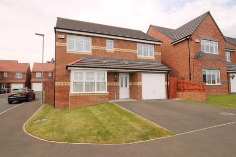 4 bedroom detached house for sale - Crocus Gardens, Bishop Cuthbert, Hartlepool