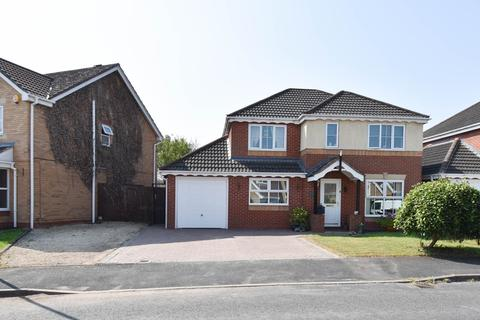 4 bedroom detached house for sale - Jackdaw Lane, Droitwich, WR9
