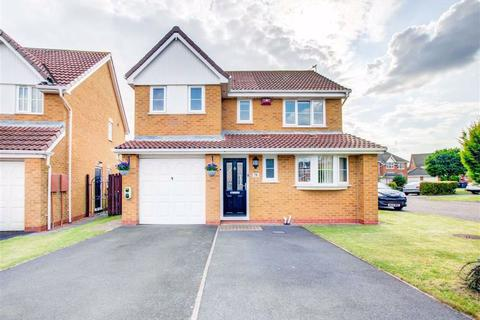 4 bedroom detached house for sale - Murrayfields, West  Allotment, Newcastle Upon Tyne, NE27