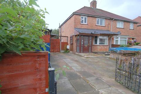 3 bedroom semi-detached house for sale - Rolls Avenue, Crewe