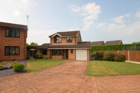 4 bedroom detached house for sale - Bowness Road, Wistaston, Crewe