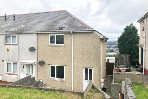 2 bedroom end of terrace house for sale - Gwynedd Avenue, Townhill, Swansea, SA1