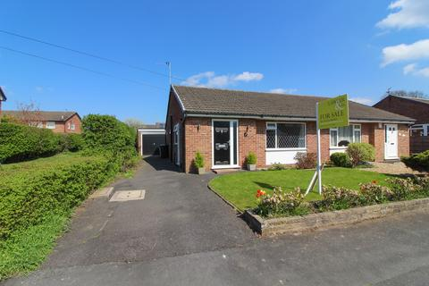 2 bedroom semi-detached bungalow for sale - Micawber Road, Poynton, Stockport, SK12