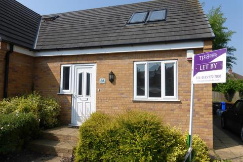2 bedroom link detached house to rent - 3a Wilmot StreetSawleyLong Eaton