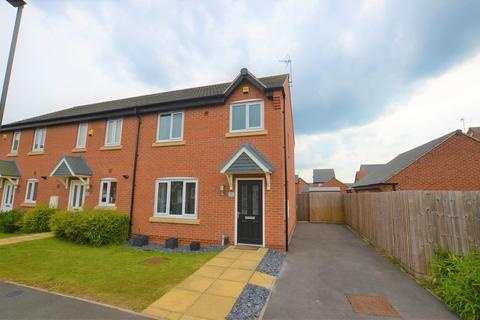 3 bedroom end of terrace house for sale - Dewberry Court, Stenson Fields, Derby