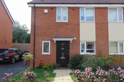 2 bedroom semi-detached house for sale - Welby Road, Hall Green