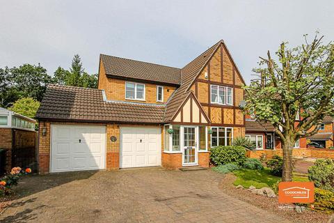 4 bedroom detached house for sale - Burslem Close, Bloxwich, WS3 3YD