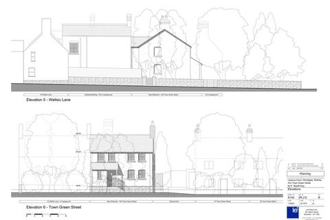 Plot for sale - Town Green Street, Rothley