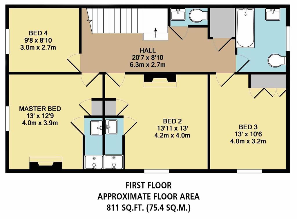Floorplan 4 of 4: First Floor