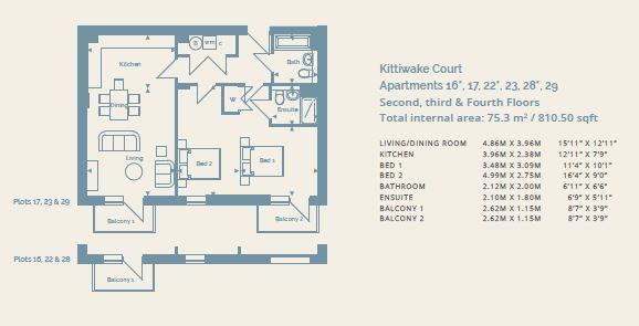 Floorplan: Plot 17 Floor PLan