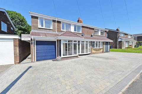 4 bedroom semi-detached house for sale - Tantallon, Birtley, Chester Le Street