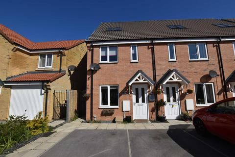 3 bedroom end of terrace house for sale - Avocet Close, Hornsea