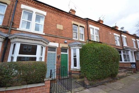 2 bedroom terraced house to rent - St Leonards Road, Clarendon Park, Leicester, LE2 1WR