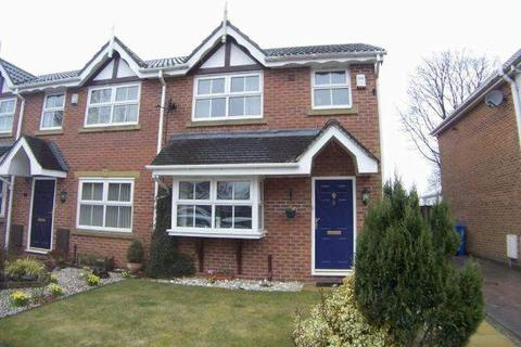 3 bedroom semi-detached house for sale - Wimbledon Drive, Sudden, Rochdale