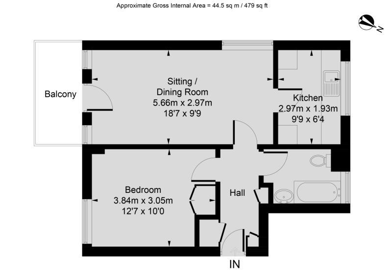 Floorplan: Picture No.16