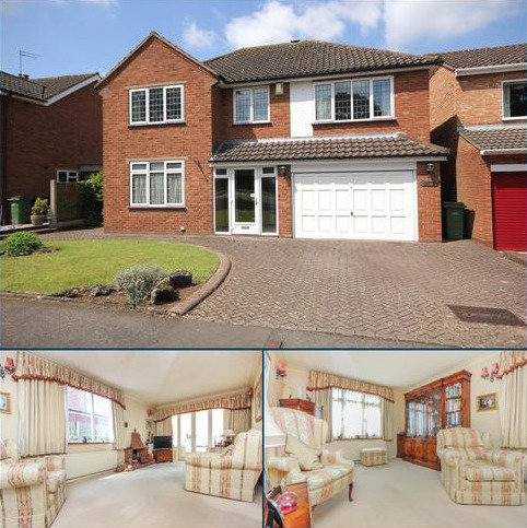 4 bedroom detached house for sale - Worcester Lane, Stourbridge, West Midlands, DY8