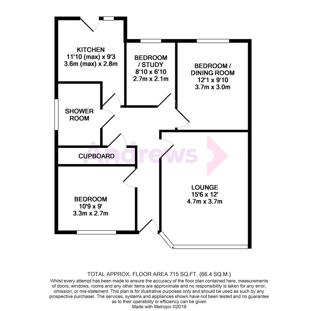 Floorplan: Anlaby Court