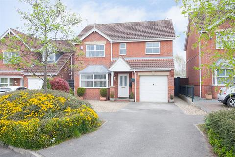 4 bedroom detached house to rent - St Aiden Close, Market Weighton