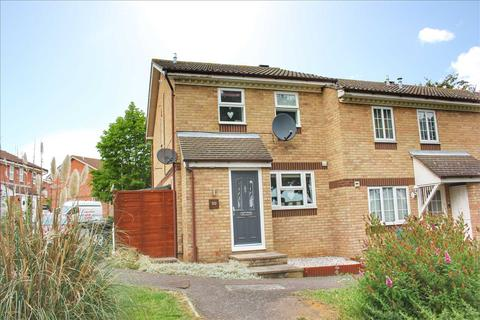 3 bedroom end of terrace house for sale - Talbot Road, Sudbury