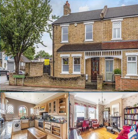 3 bedroom semi-detached house for sale - Victoria Road Bromley BR2