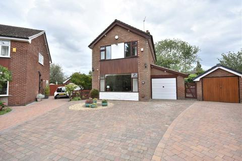 3 bedroom detached house for sale - Meadway, Poynton