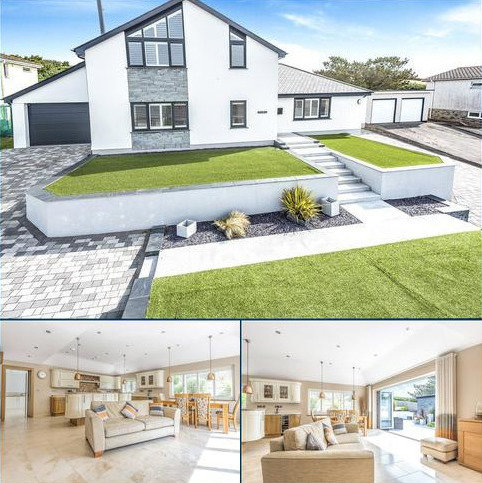 3 bedroom detached house for sale - Gwel An Mor, Mawgan Porth, Cornwall