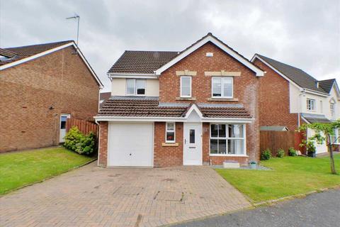 4 bedroom detached house for sale - Strathallan Avenue, Hairmyres, EAST KILBRIDE