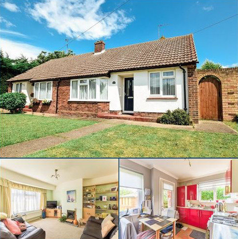 2 bedroom semi-detached bungalow for sale - Margate Road, Herne Bay