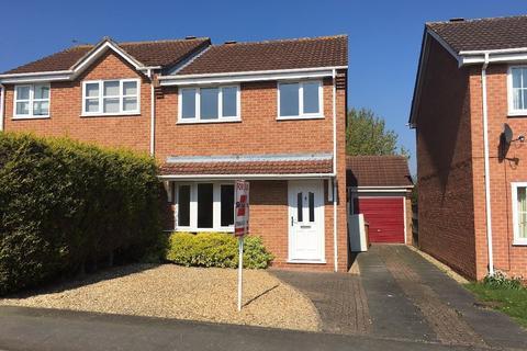 3 bedroom semi-detached house to rent - Clark Drive, Melton Mowbray