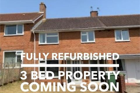 3 bedroom terraced house to rent - Galahad Close, Exeter, EX4 9BD