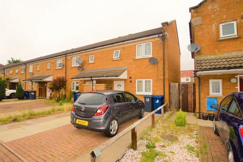 3 bedroom end of terrace house for sale - Old Manor Road