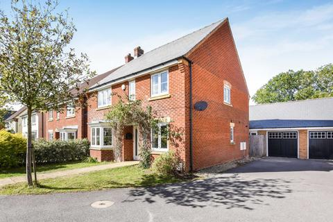 4 bedroom detached house for sale - Normandy Road, Alexandra Park, Wroughton, Swindon, SN4