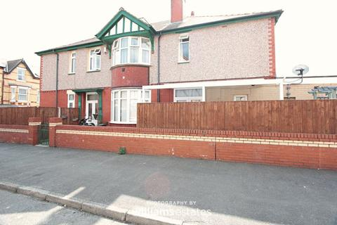 4 bedroom semi-detached house for sale - North Avenue, Rhyl