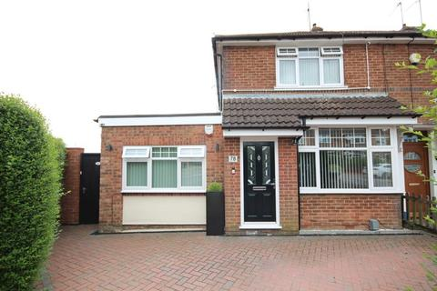 3 bedroom end of terrace house for sale - Applecroft Road, Luton