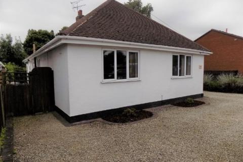 3 bedroom detached bungalow for sale - Westfield Road, Hinckley
