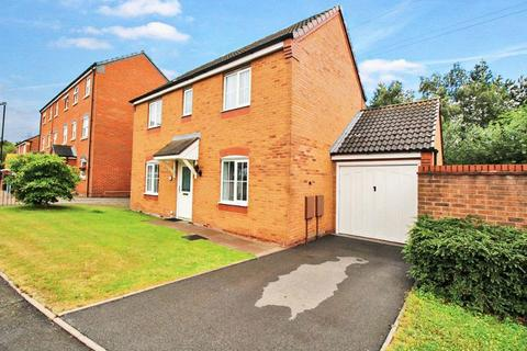 3 bedroom detached house for sale - Princethorpe Road, Willenhall