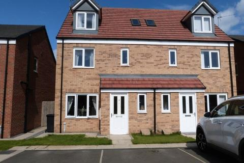 4 bedroom semi-detached house for sale - Maidstone Gardens, Ashington - Four Bedroom Semi Detached House