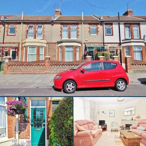 3 bedroom terraced house for sale - Crofton Road, Southsea