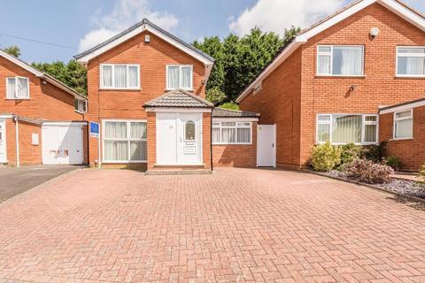 3 bedroom detached house for sale - Wentworth Way, Harborne, Birmingham, B32 2UX